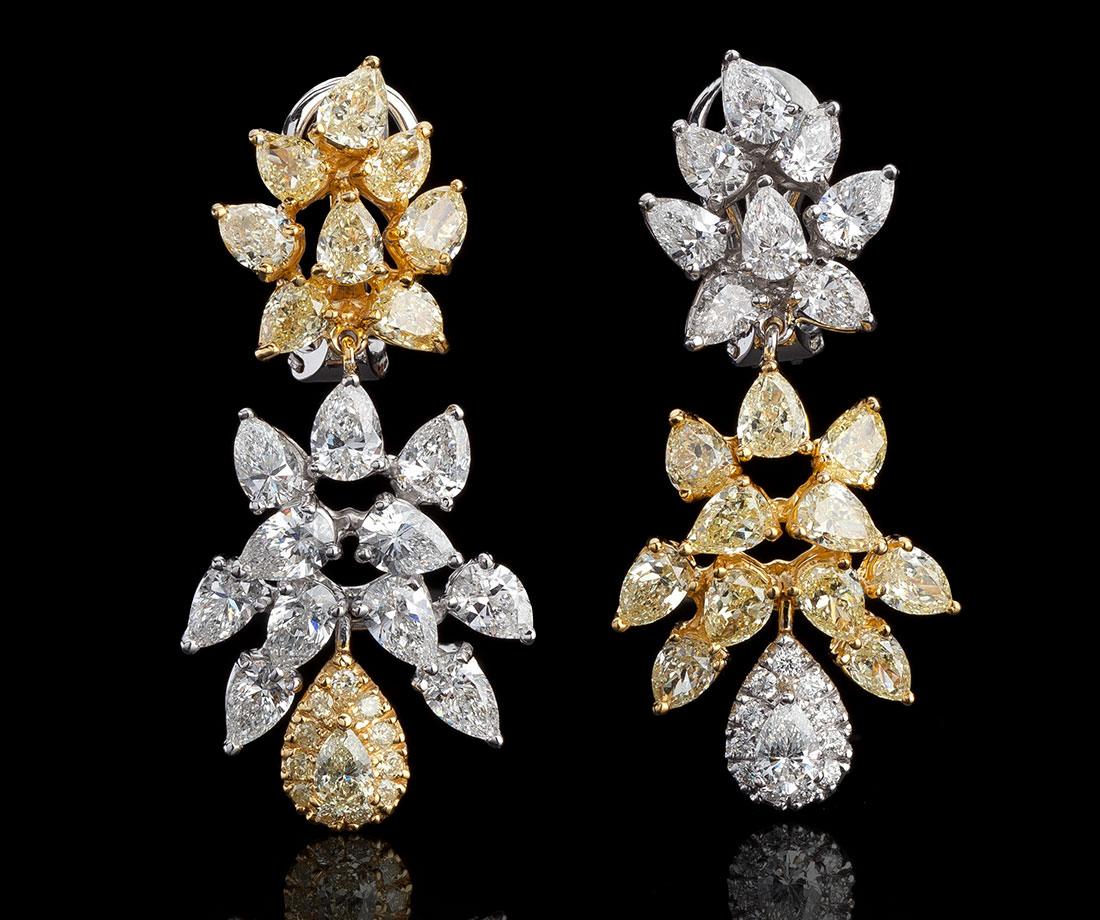 earring diamantina