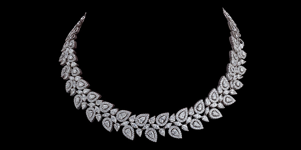 An Inspiring Diamond Necklace