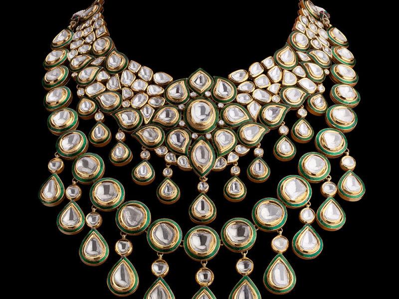 Jadau Bridal Necklace