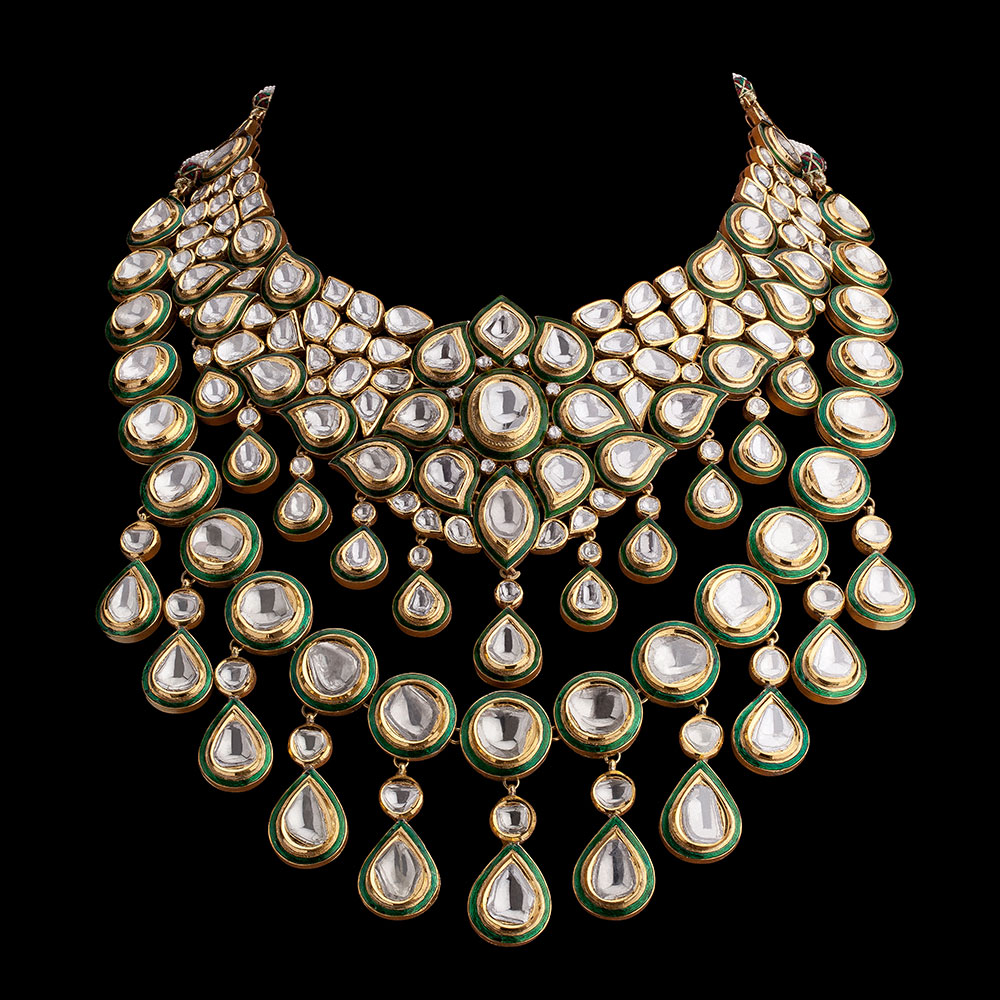 Jadau Bridal Necklace