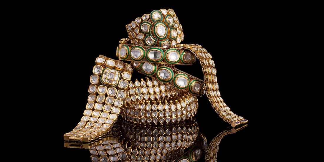 Arm Candy Stack of Jadau